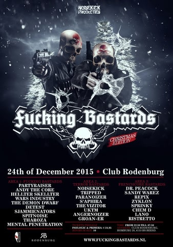 2015-12-24 - FUCKING BASTARDS - CHRISTMAS EDITION - RODENBURG
