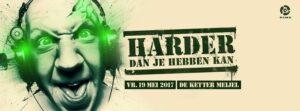 2017-05-19 - HARDER DAN JE HEBBEN KAN - UNDERGROUND EDITION - DN BINGER