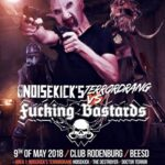 FOTO'S 2018-05-09 – NOISEKICKS TERRORDRANG VS FUCKING BASTARDS – RODENBURG